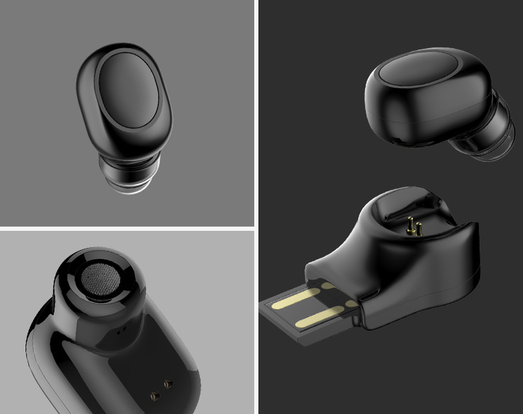 Micro Wireless Earbuds