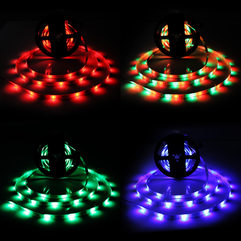 LED Double Strip Lights