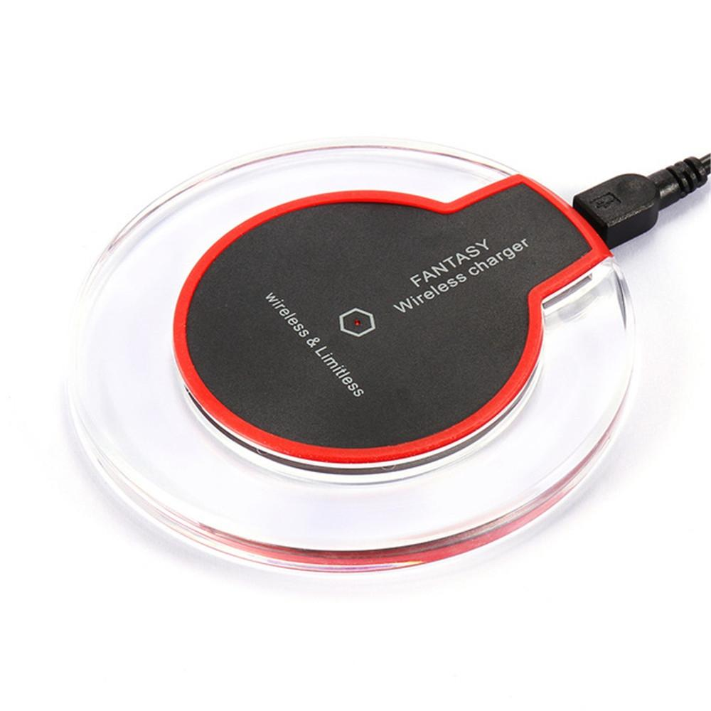 Ultrathin Wireless Charger USB Charge Pad