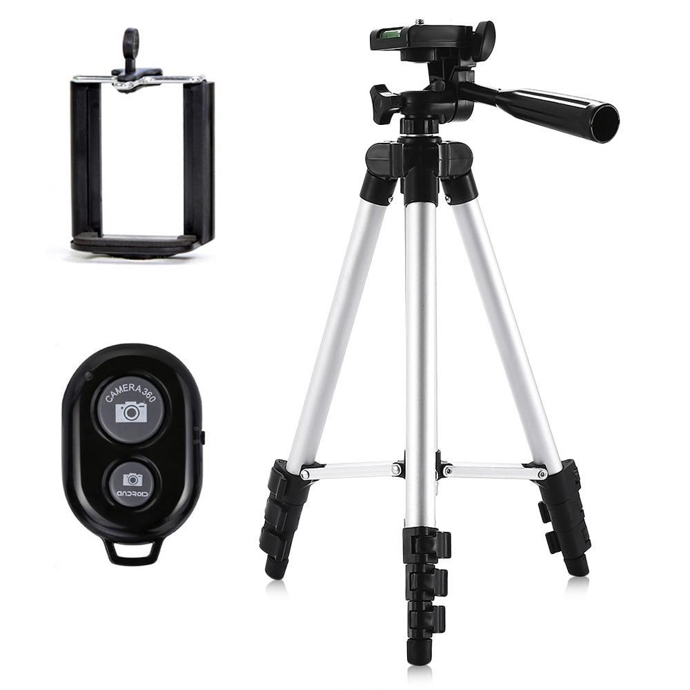 Remote Controlled Tripod