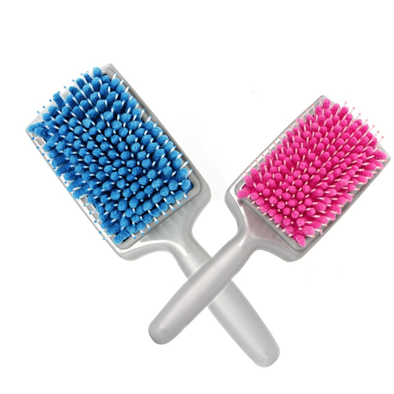 Magic Water Fast Drying Hair Towel Comb Air Cushion Massage Brush Anti-static