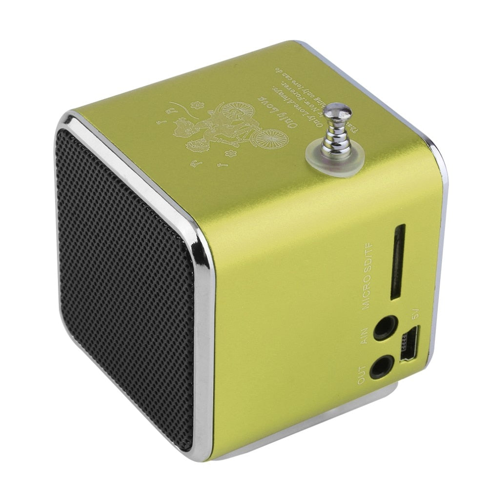 Mini Speaker and Radio
