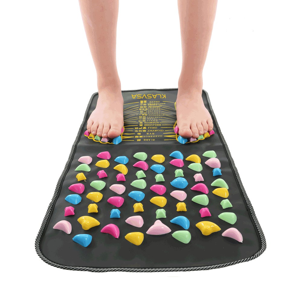 Pebbles Imitation Massage Pad