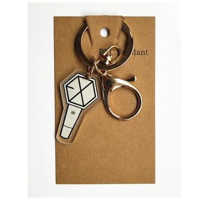 Bulletproof Youth League Keychain Keychain around