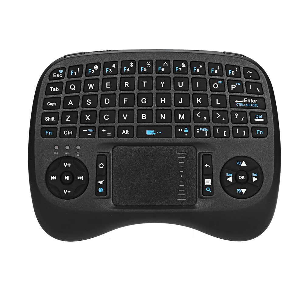 Mini Wireless Keyboard & Pad