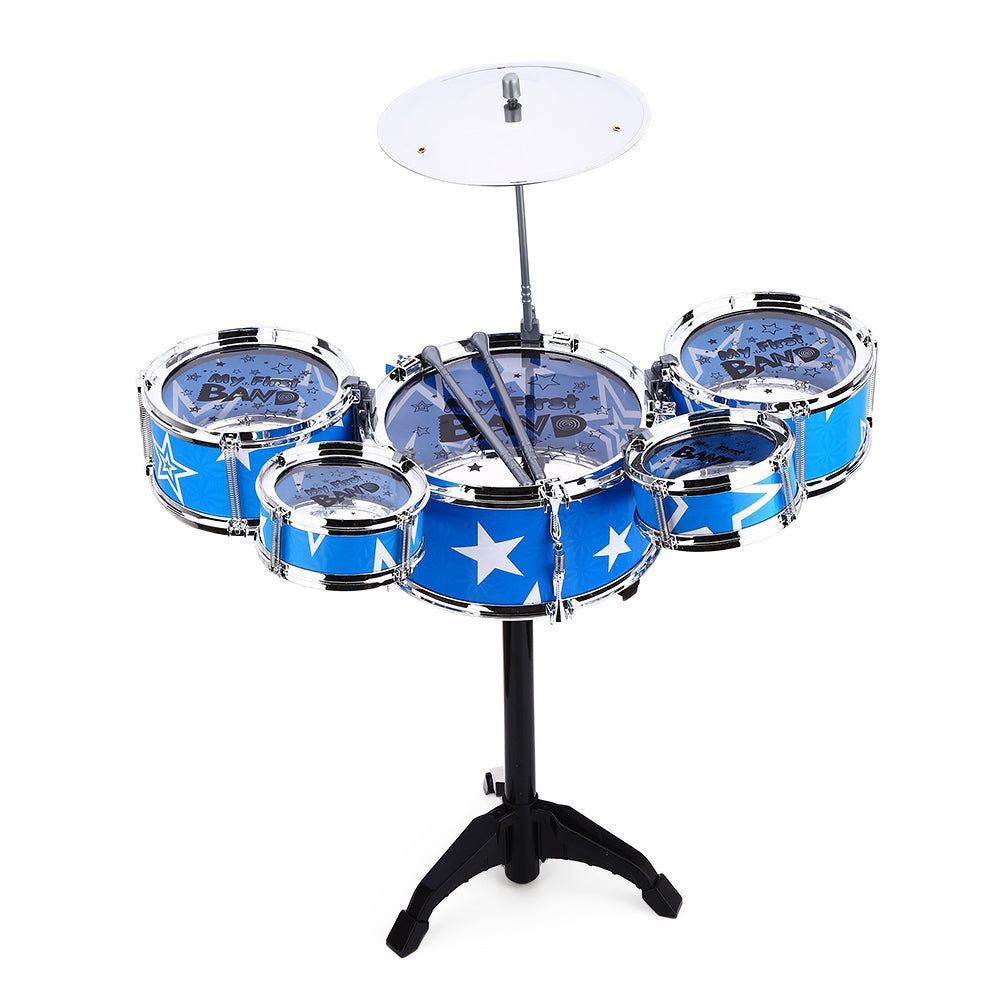 Kids Jazz Drums Kit