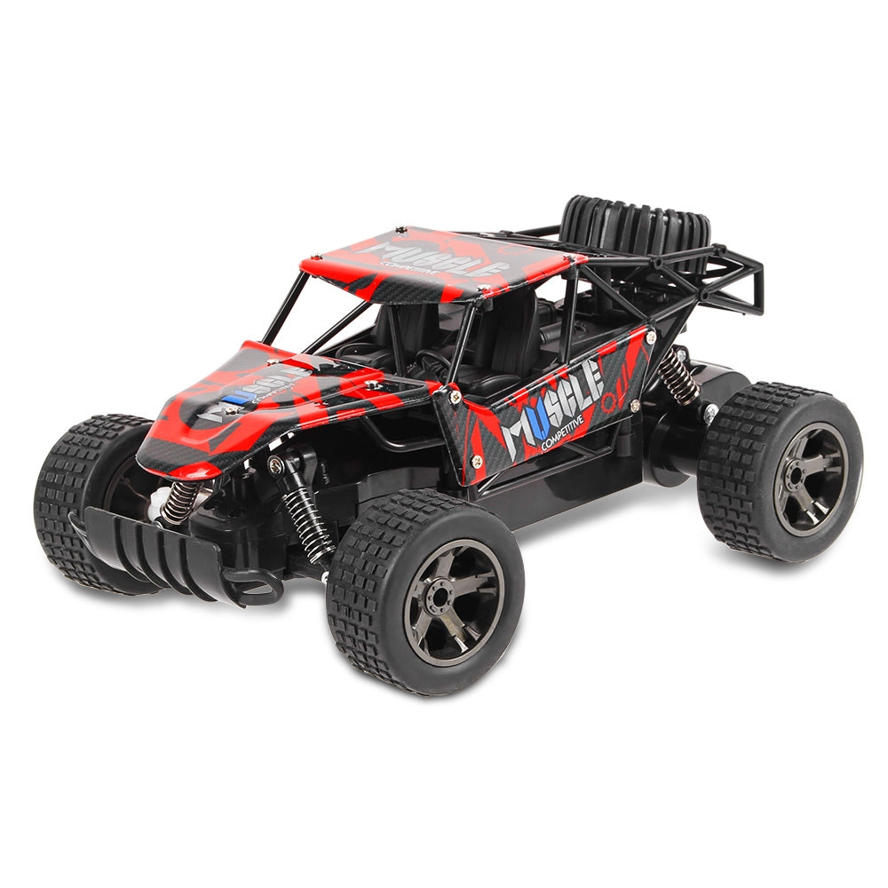 Heavy Terrain RC Car