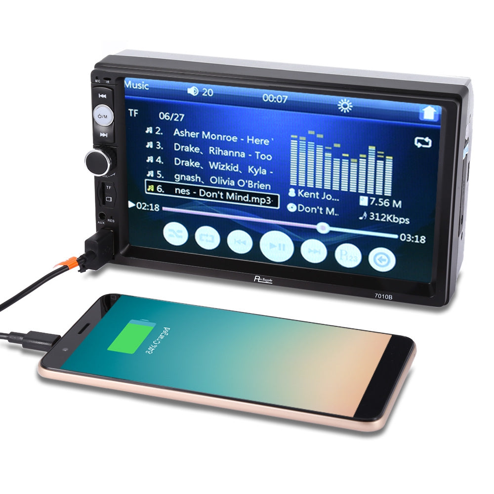 Bluetooth Car Stereo & Camera System