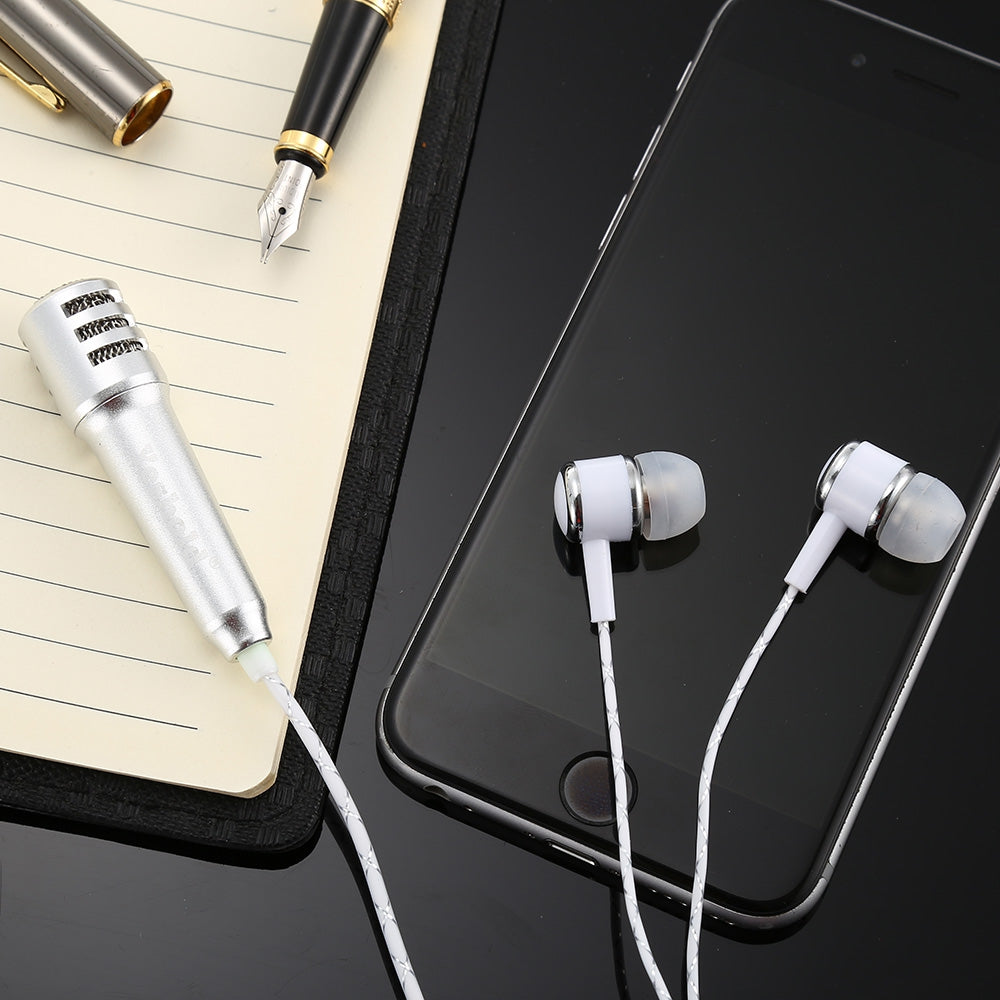 Earphones with Mini Mic