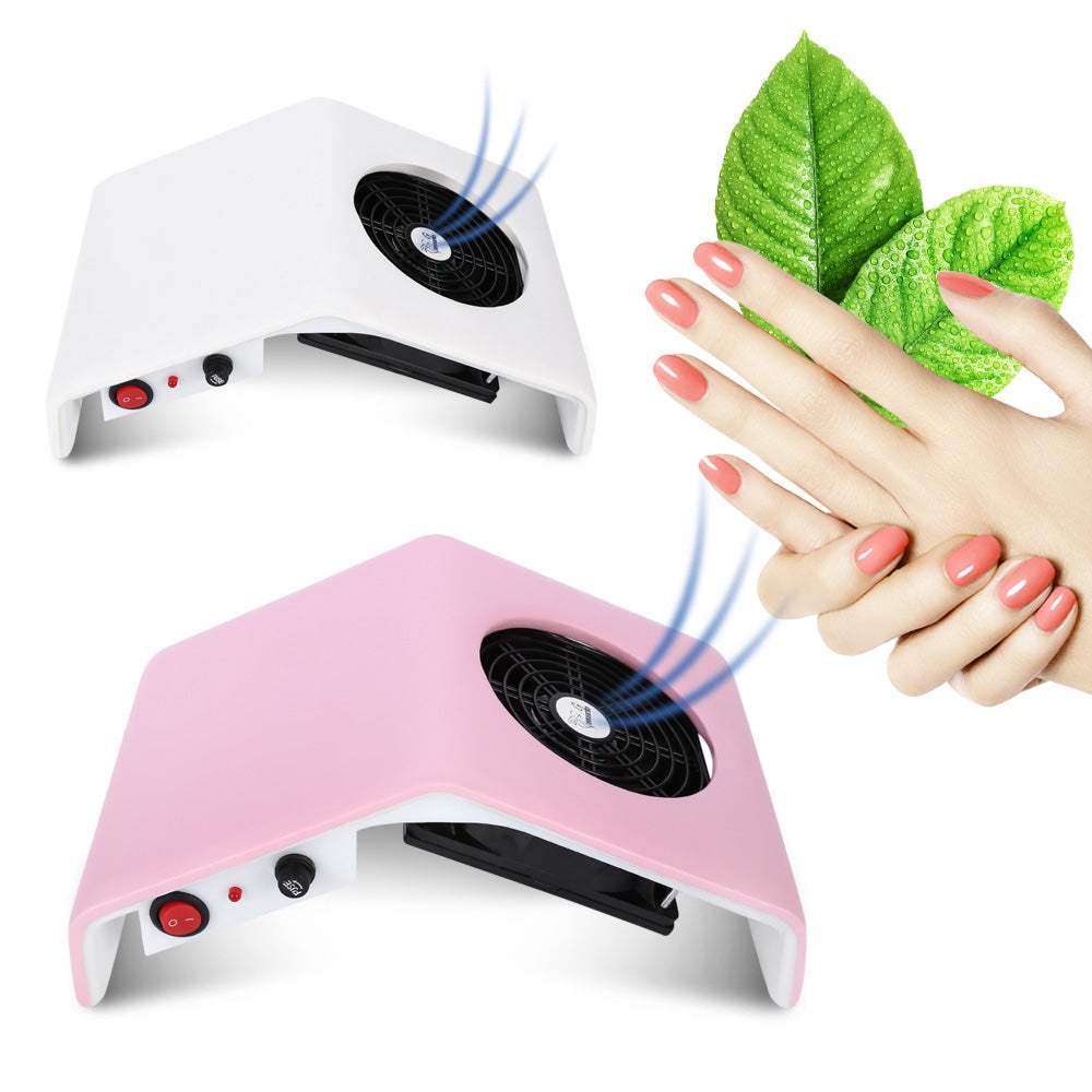 UV Nail Gel Dryer & Dust Collector