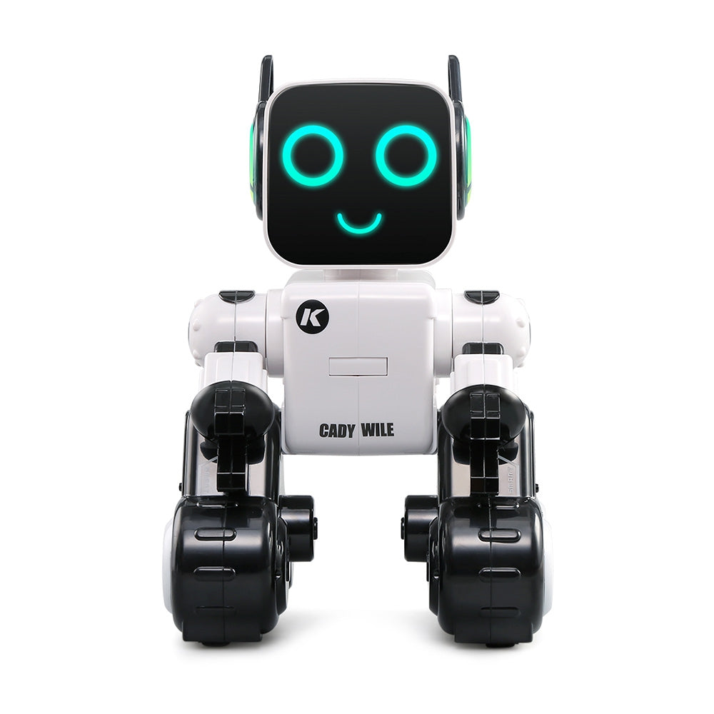 Voice-activated RC Robot