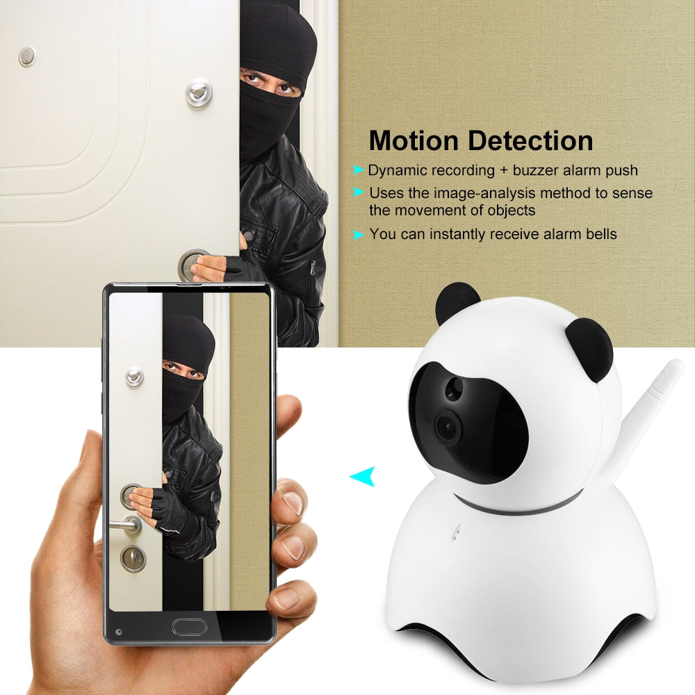 LY - 100PD6 1080P HD WiFi Camera for Home Security