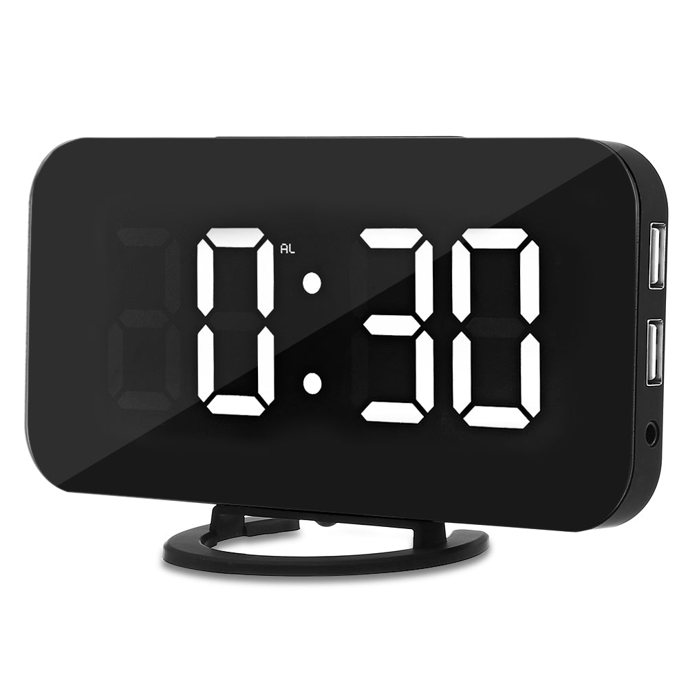 LED Power Bank Clock