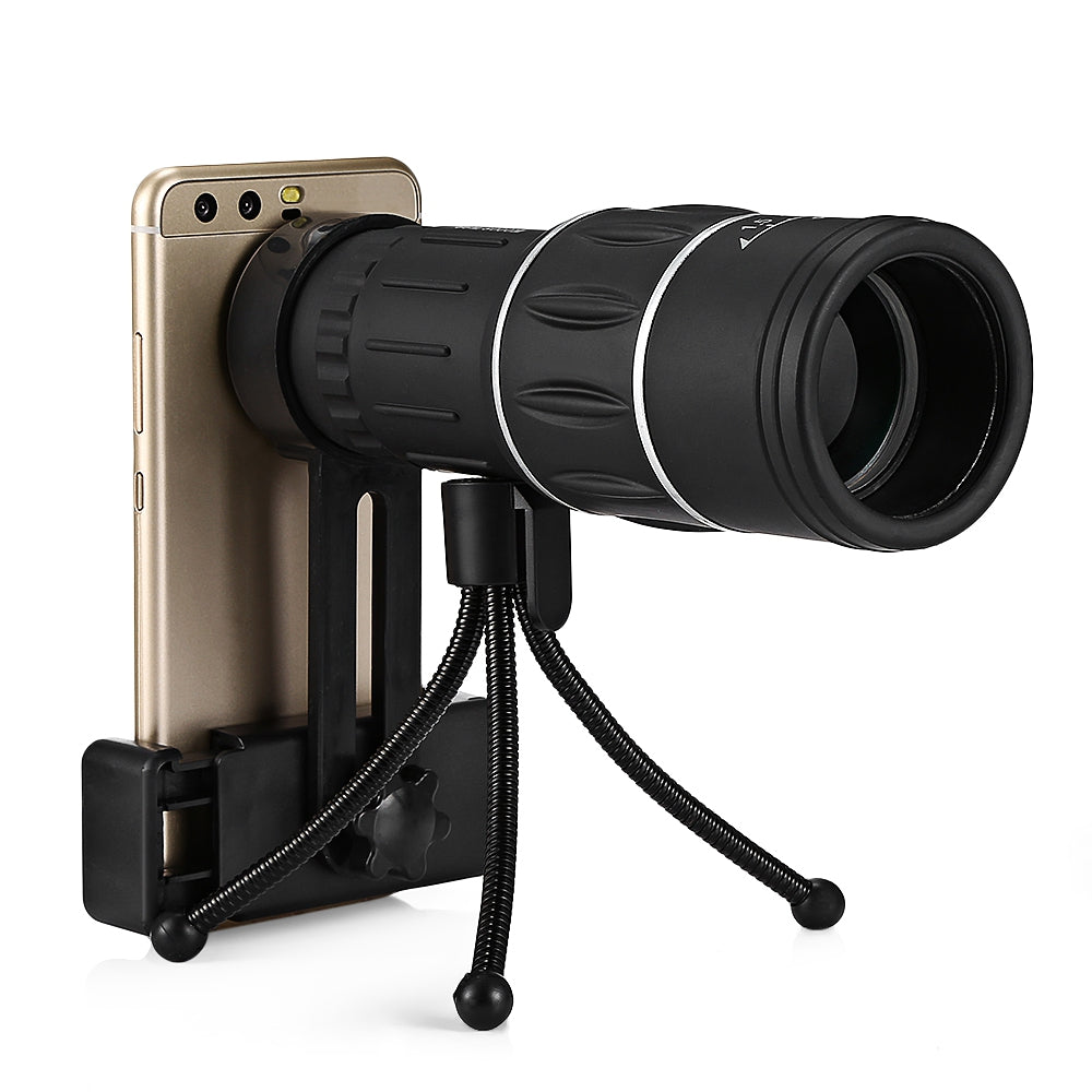 Dual Focus Mobile Telescope