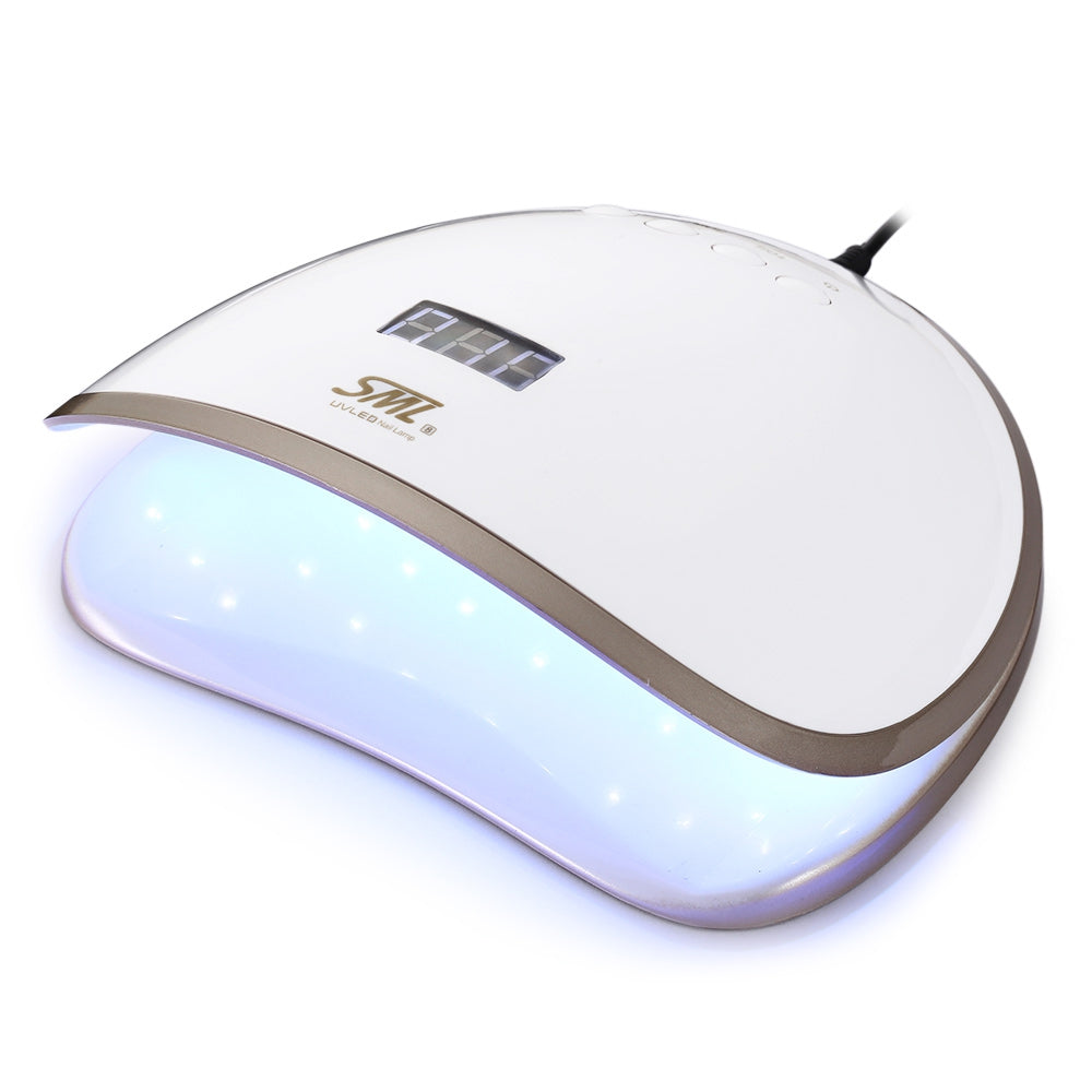 SML S8 48W 33 LEDs UV LED Manicure Tool Curing Nail Gel Dryer Lamp