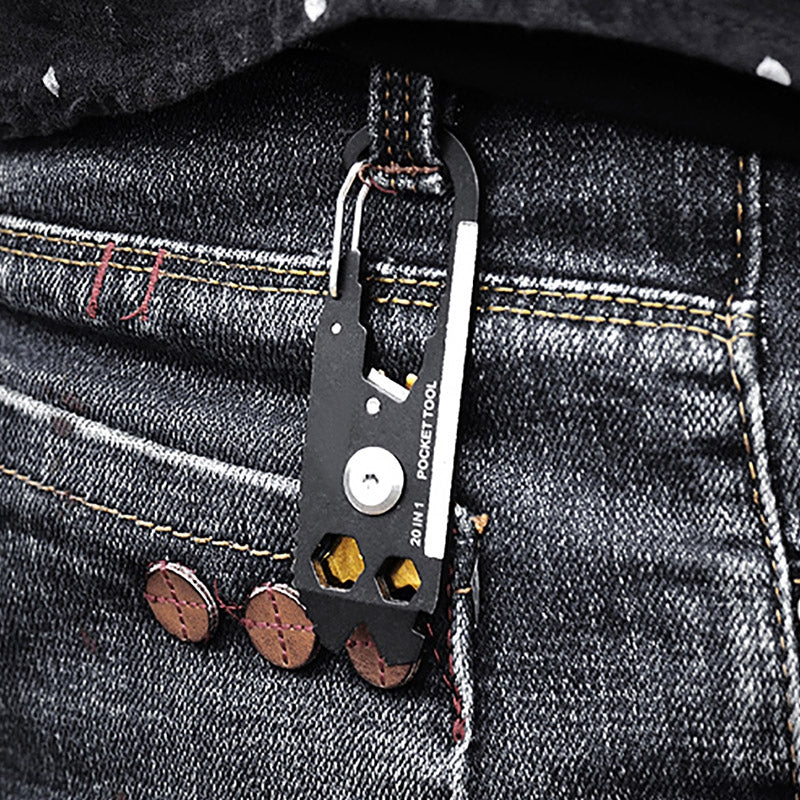 Multifunctional Hang Buckle