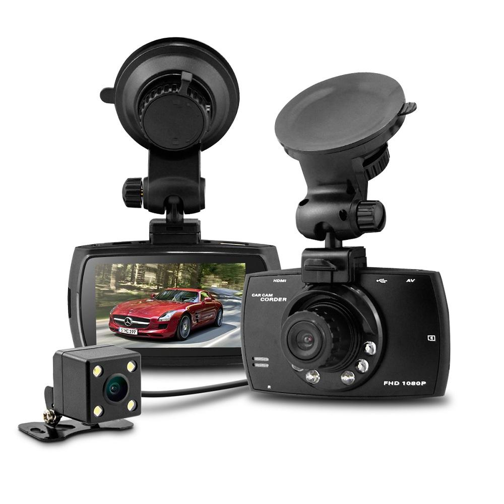 HD Dashboard Camera System