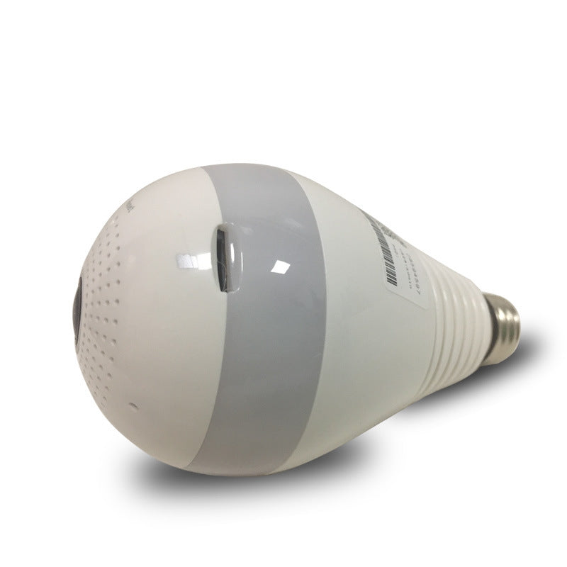 LED Bulb Security Camera