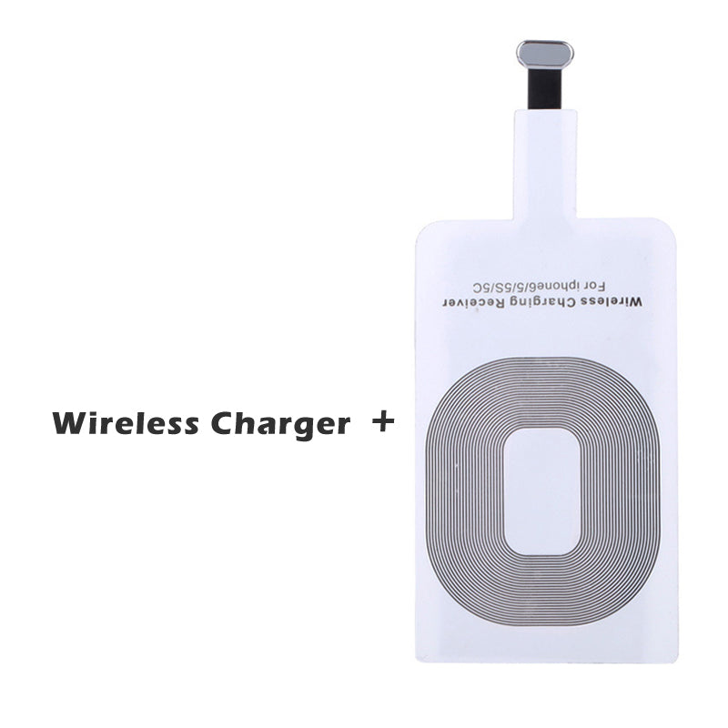 T100 wireless charging transmitter three coil fast charge collapsible bracket QI wireless charging mobile phone bracket