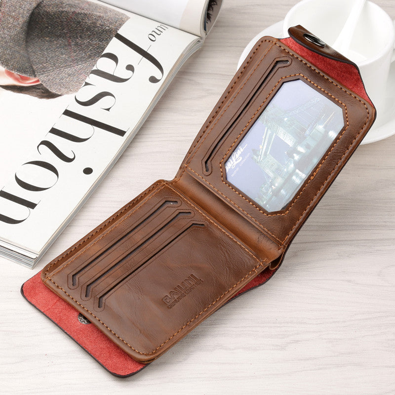 Hipster Retro Wallet