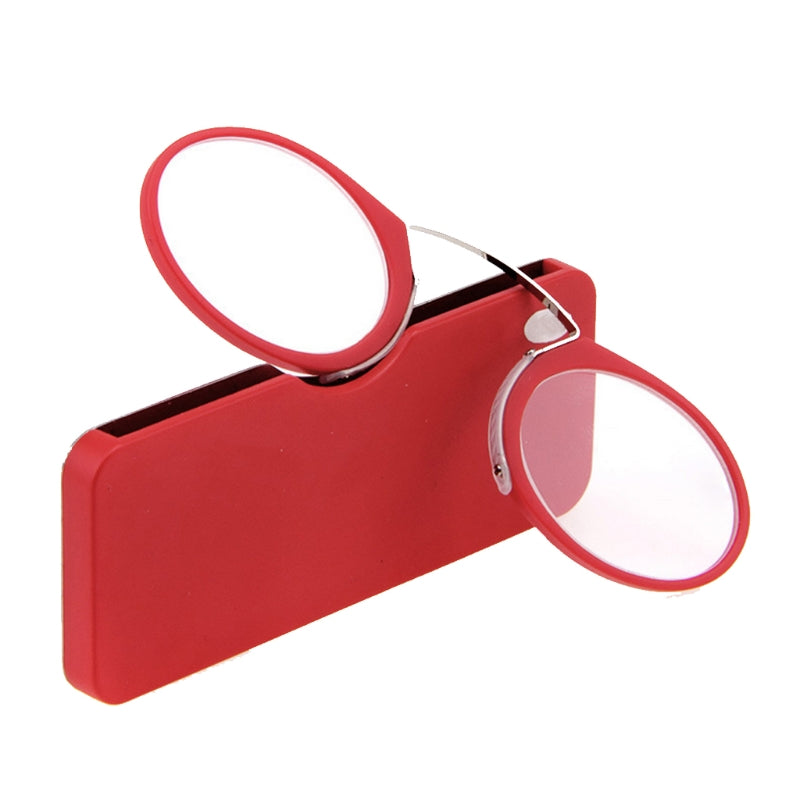 Nose Resting Reading Glasses
