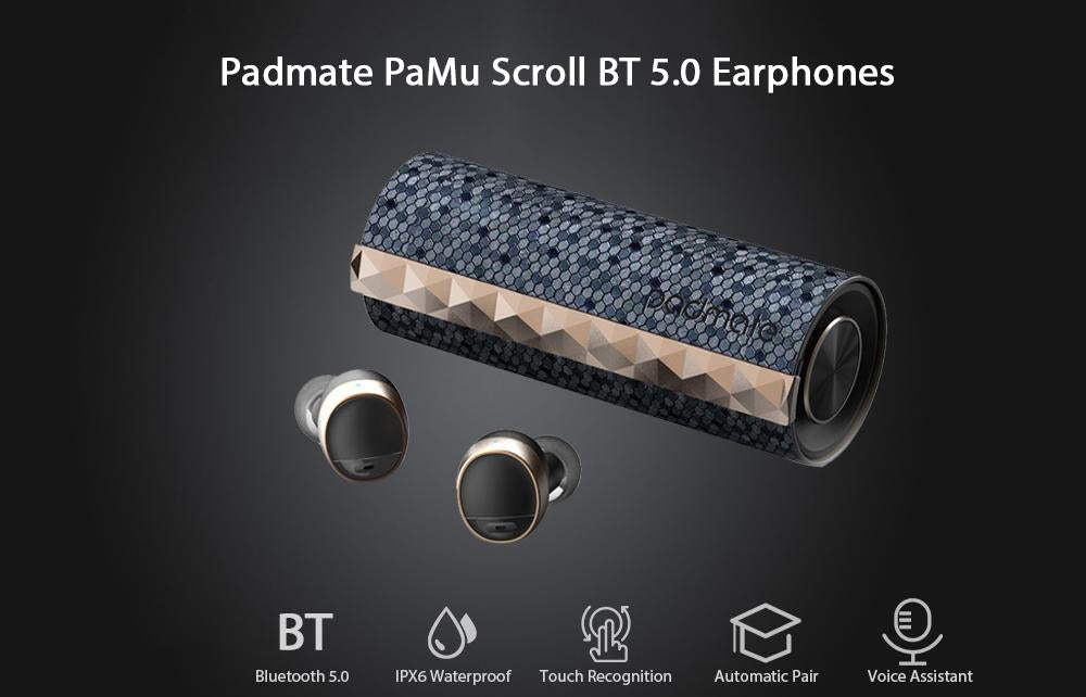 Scroll Wireless Earphones