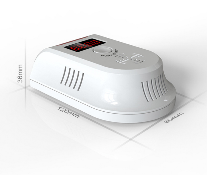 KR-GD13 gas leak alarm home kitchen gas alarm