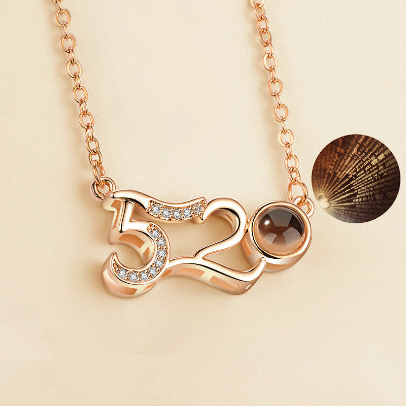 Love Projection Necklace