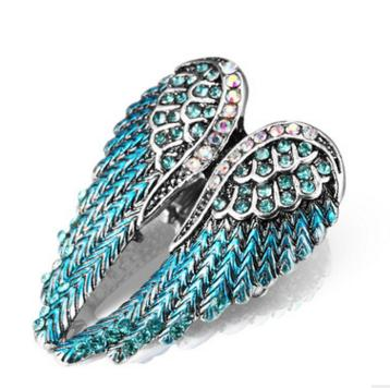 Rockin' Angel Adjustable Wings Ring