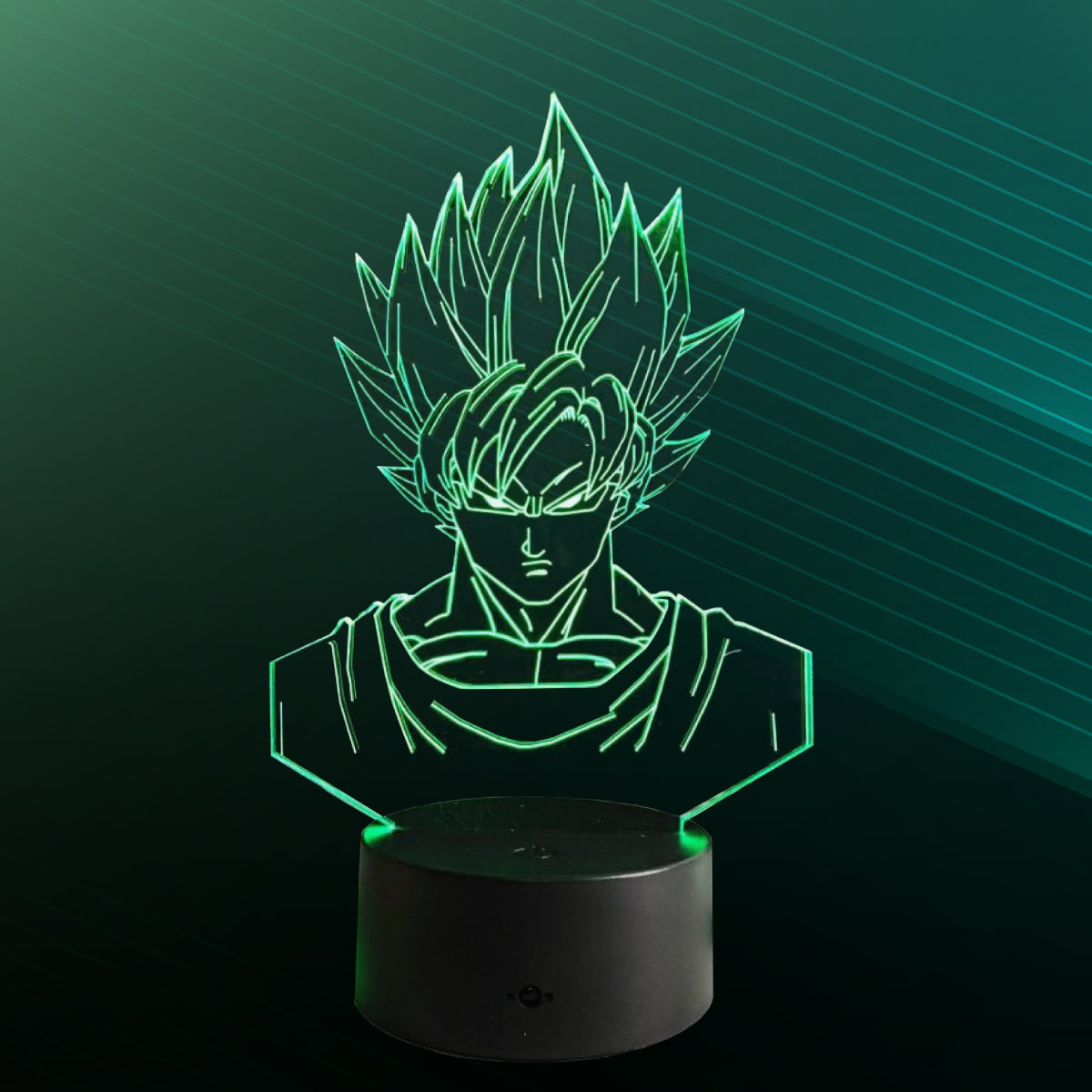 3D LED Dragon Ball Lamp
