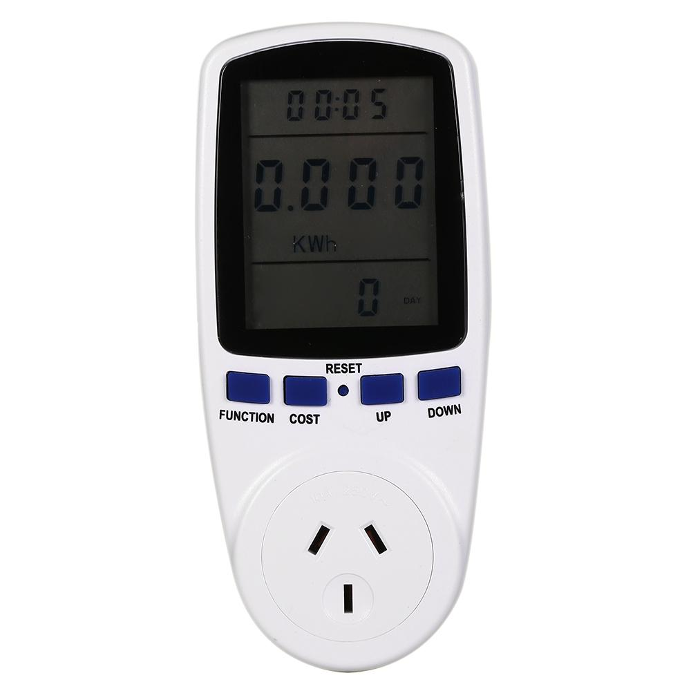 Power Meter Plug Electricity Usage Monitor