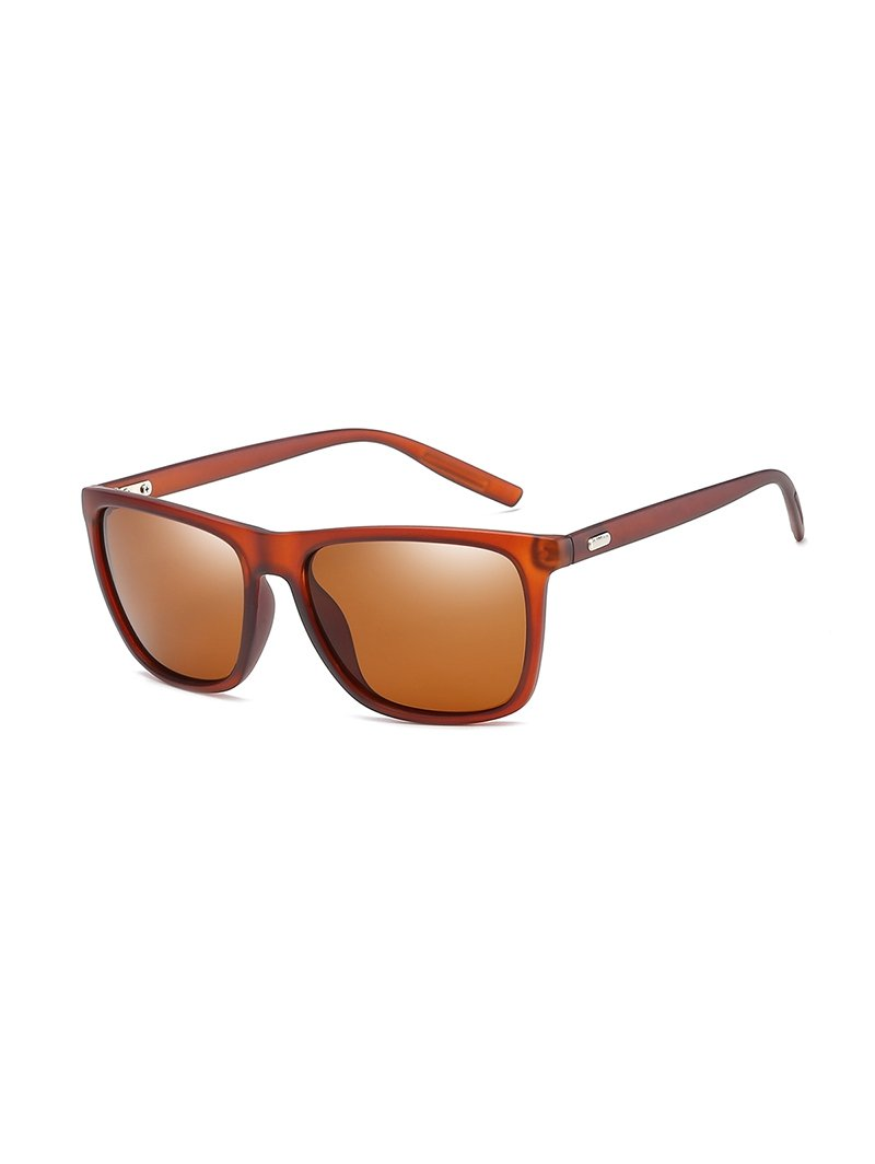 Rectangle Simple Outdoor Sunglasses