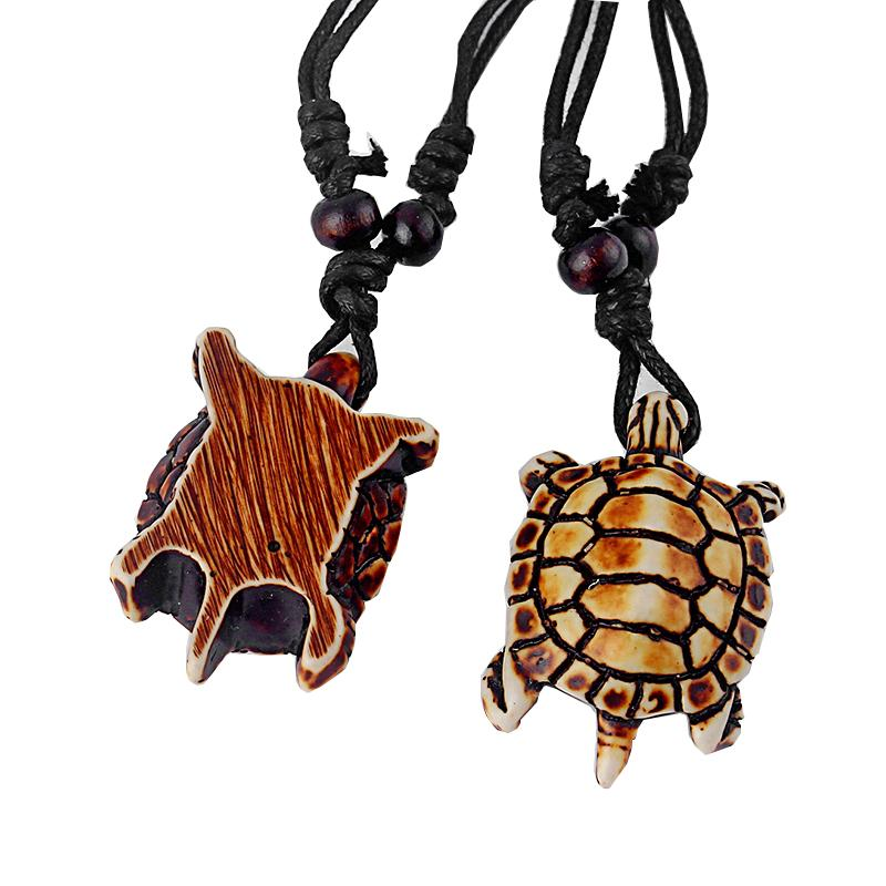 Sea Tortoise Pendant Necklace