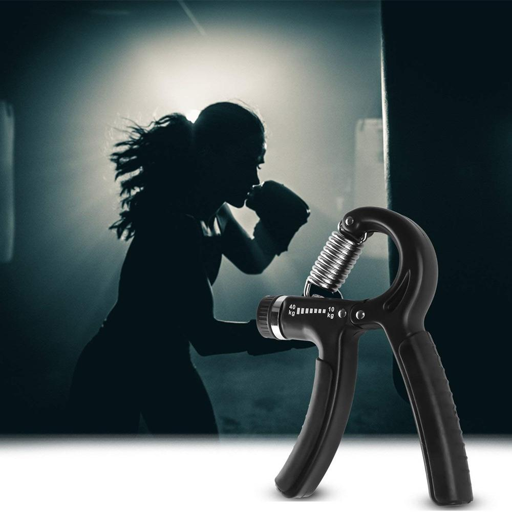 Handise Hand Grip Strengthener Workout Hand Exerciser Strength Trainer