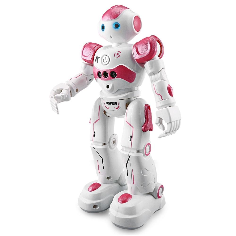 JJRC R2 CADY WIDA Intelligent RC Robot RTR Obstacle Avoidance / Movement Programming / Gesture Control