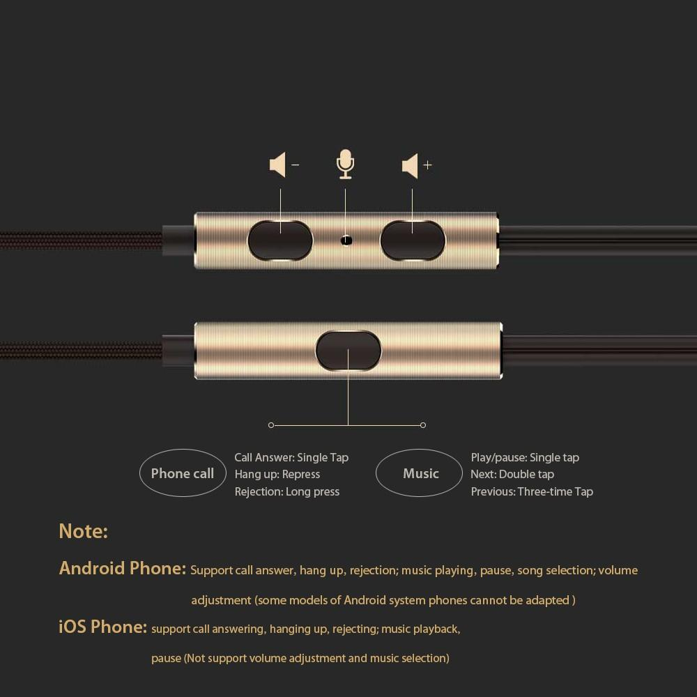 Xiaomi 1MORE Piston Classic In-ear Headphones E1003 Wire In-line Control Headset With Microphone 3.5mm Earbuds Jack For Huawei Samsung Xiaomi