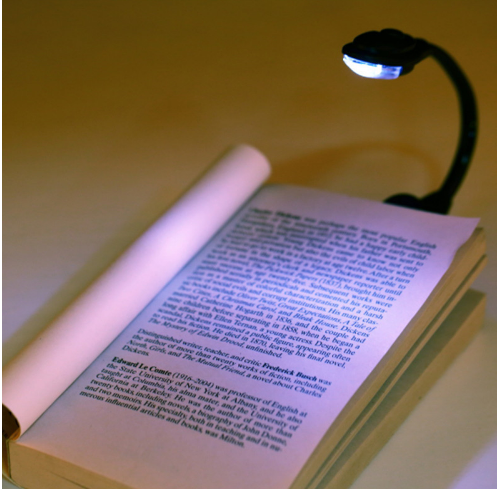 LED Clip-on Light