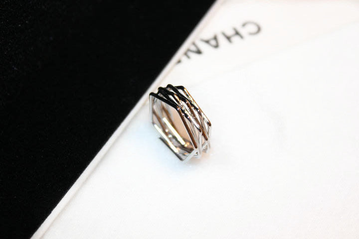 Temperament Geometry Ring