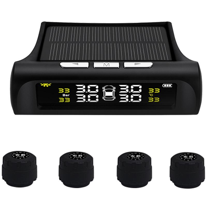 Wireless Tire Pressure Monitoring System