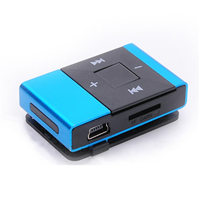 Mini Clip MP3 Player