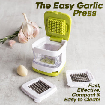 Easy Garlic Press