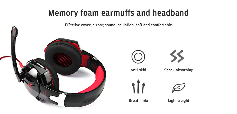 Surround Sound Gaming Headset