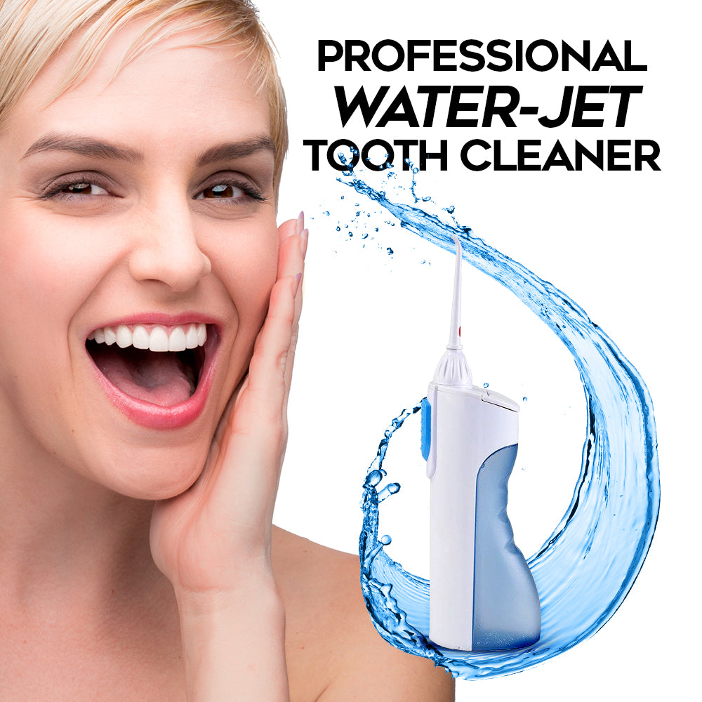 Professional Water-Jet Tooth Cleaner