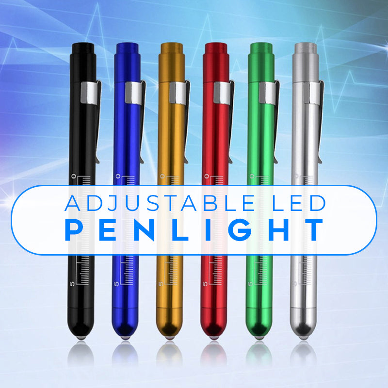 Adjustable LED Penlight