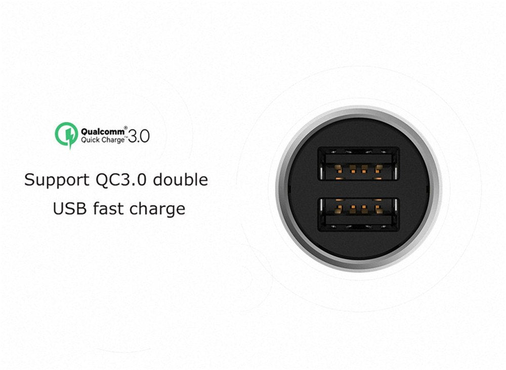Smart Control USB Car Charger