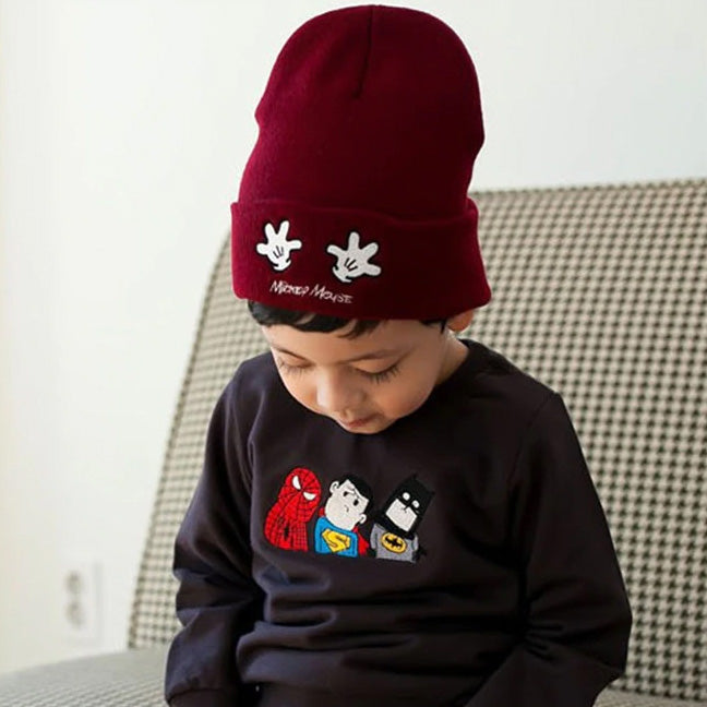 Children's Knitted Hat