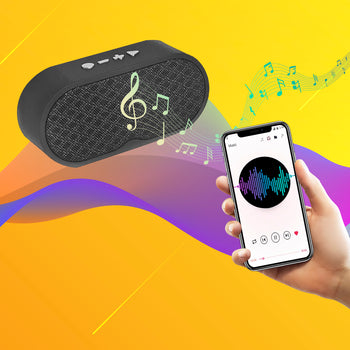 Compact Bluetooth Speaker