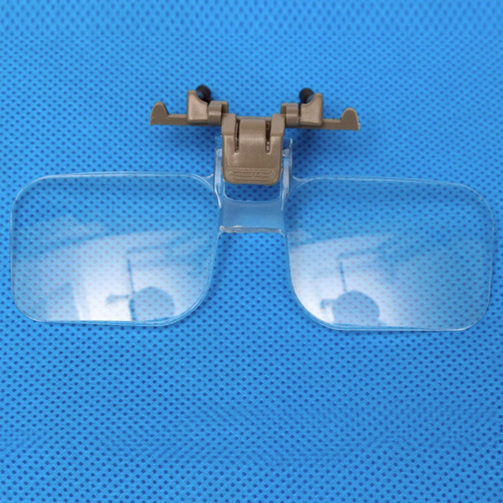 Folding Clip-on Glasses