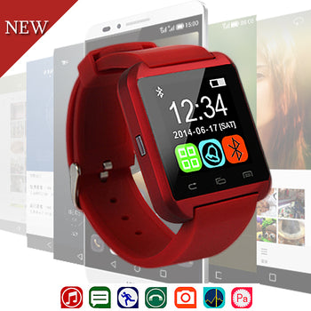 Capacitive Touch Screen Smartwatch