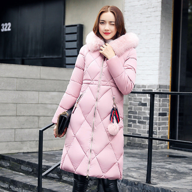 Long Cotton Jacket